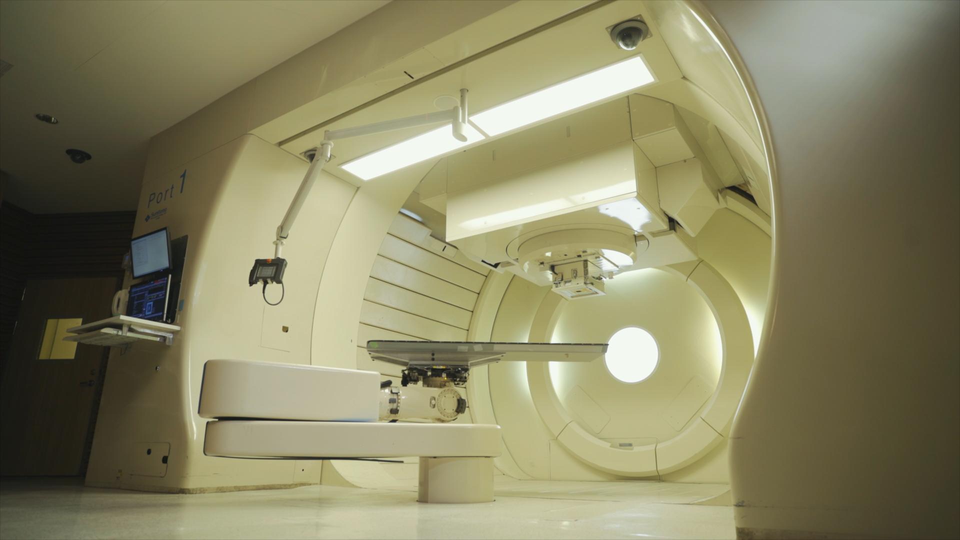 癌症治療新契機-質子治療
