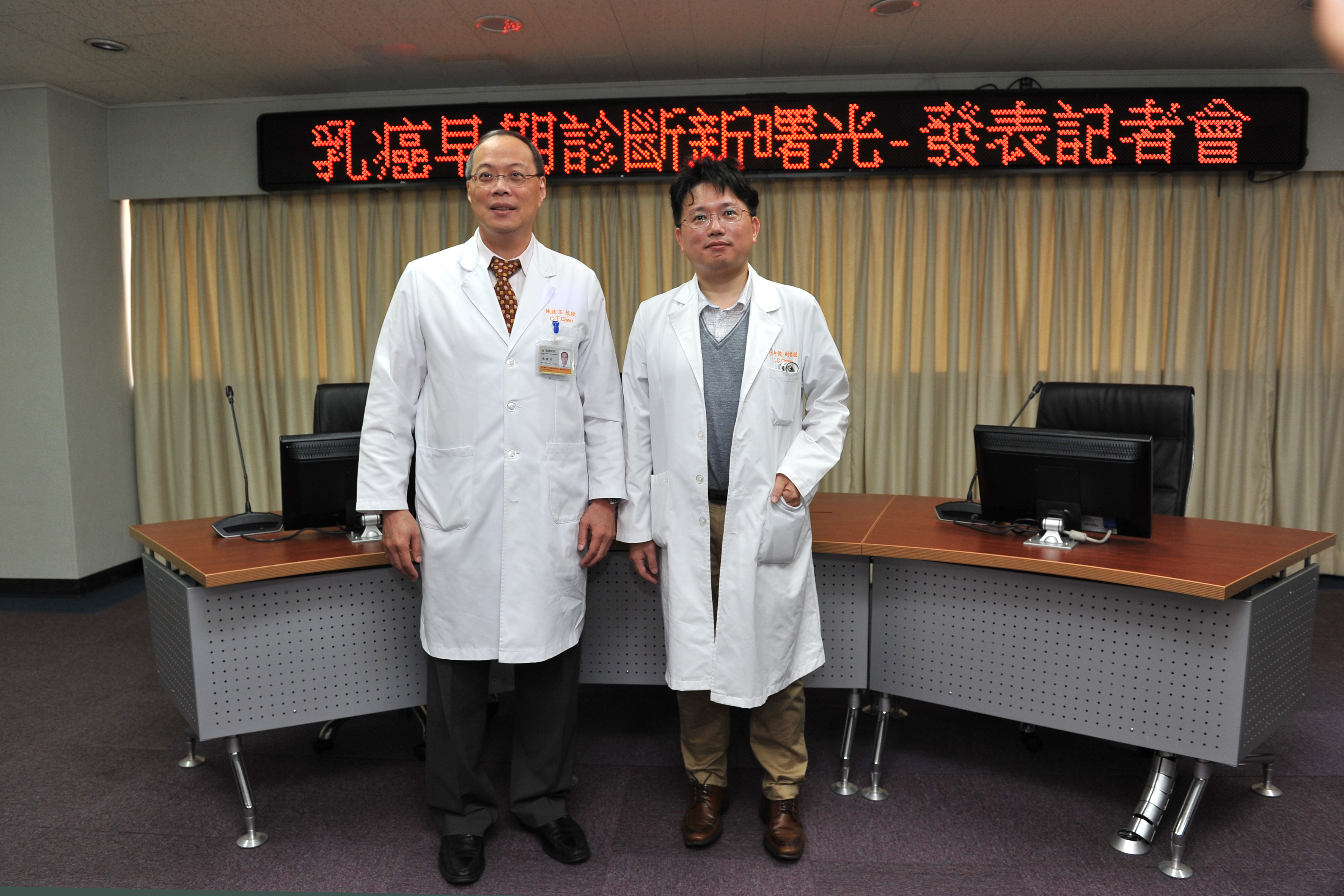 新知》檢測乳癌像測血糖! 醫師江坤俊發現新乳癌腫瘤指標