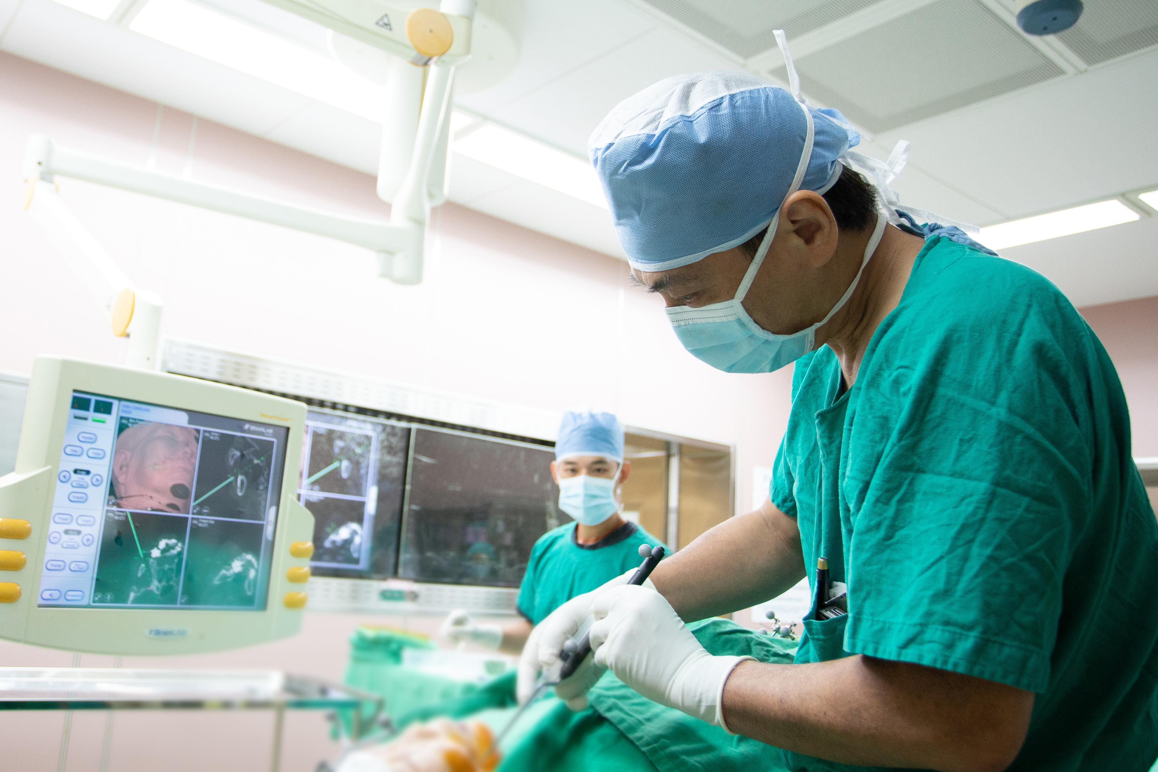 三叉神經痛治療新技術-精準定位有效阻斷疼痛